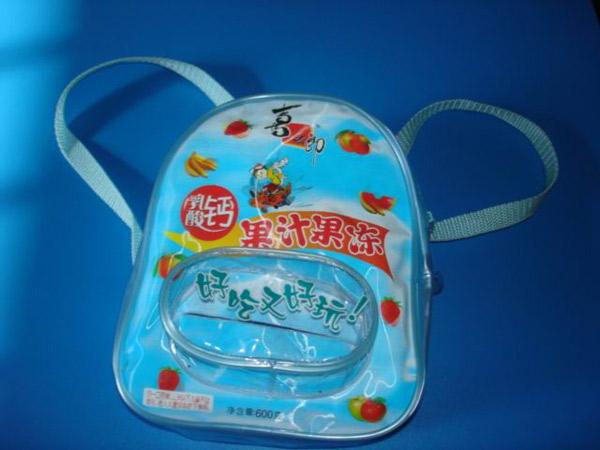 PVC果冻袋